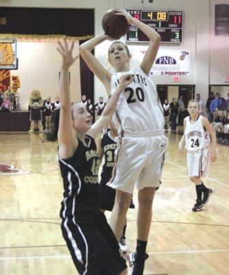Lionettes fall to Smith County | Lionettes, Smith County