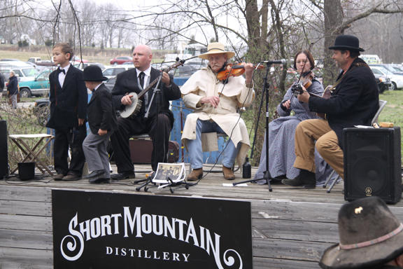 It was a hoot ... hootenanny! | Short Mountain Distillery