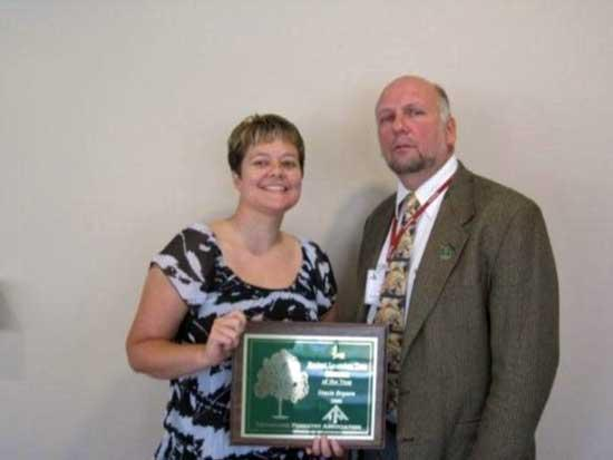 Bryson Awarded Educator Of The Year