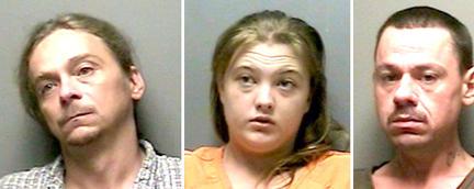 Woodbury men charged in Bradyville Pike burglary