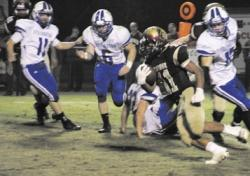 Lions fall to Livingston