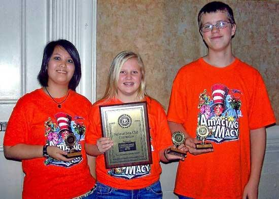 Short Mountain Students Win Battle of the Books