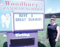Streett Teacher of the Year finalist | Streett, teacher of year