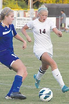 Lionettes battle to tie