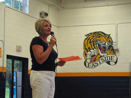 East Side holds Back-to-School Bash