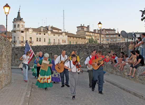 Cripple Creek Cloggers Tour Spain