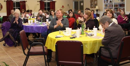 Chamber Of Commerce Banquet Brings In New Year, Officers, And Board