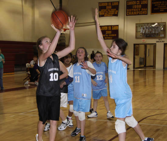 Youth Basketball Tournament Kicks Off At CCHS
