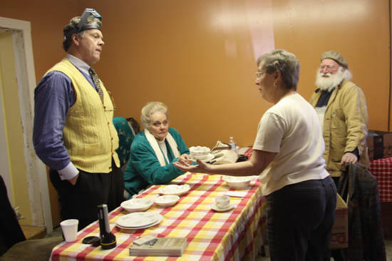Expert Appraisals At Old Feed Store Antique Mall's Annual Winterfest