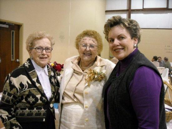 'Miracle' Mallie Celebrates 100th Birthday