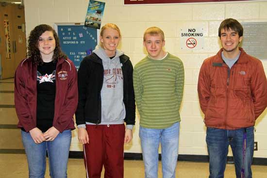 Cannon County High Students Earn Variety Of Honors