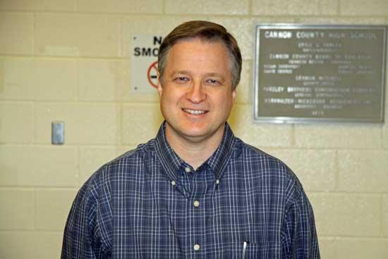 CCHS Teacher Wins State Award