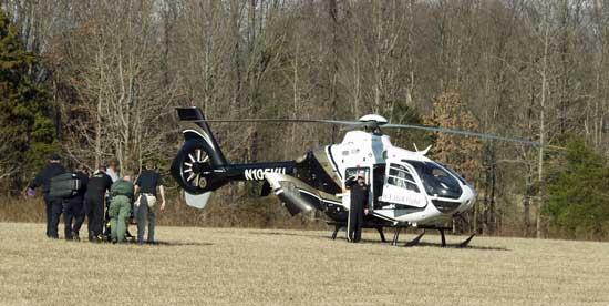 Lifeflight Called To Transport Man Injured In Caving Accident