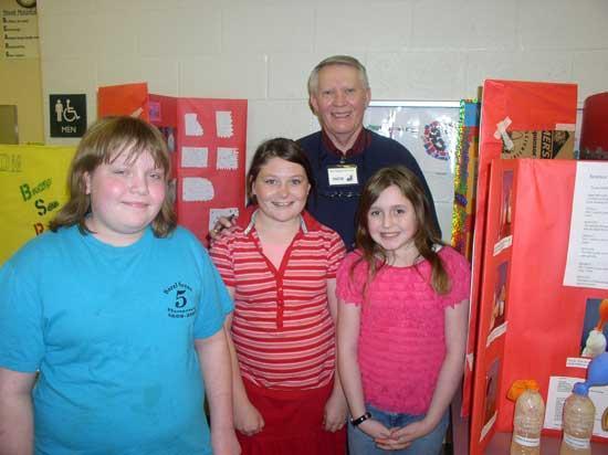 Short Mountain School Science Fair Winners