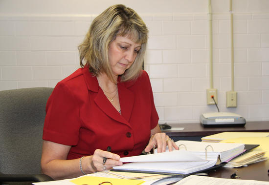 Barbara Parker returns as Cannon Co. Director of Schools