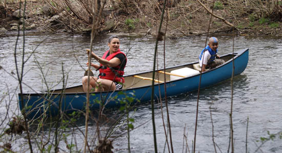 Stones River Relay Bikes, Runs And Paddles Through Cannon County