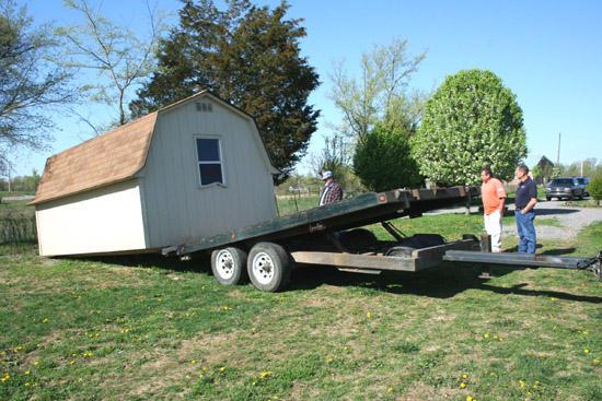Self Storage: Arrest Made In Mini Barn Theft