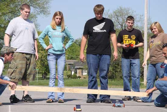 Solar Car Competition Heats Up CCHS