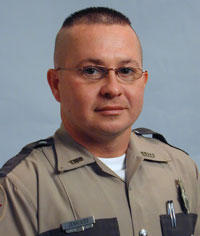 Former Cannon Deputy Named Top Trooper
