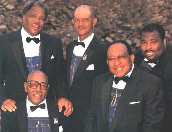 The Fairfield Four Performing At Arts Center May 21