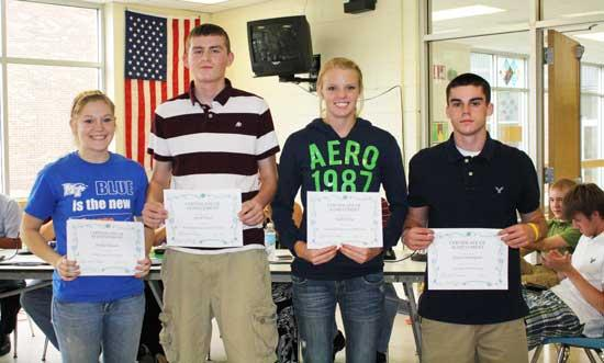 Local Players Recognized For Outstanding Achievement