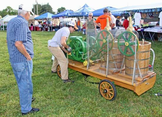 PHOTO GALLERY: Good Ole Days Kicks Off At Fairgrounds