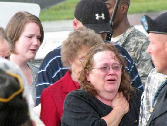 Fallen McMinnville Soldier Comes Home