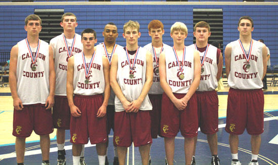 Cannon County Rumbles To AAU Tournament Title