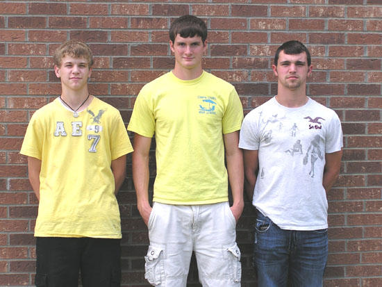 CCHS Baseball Players Receive District Honors