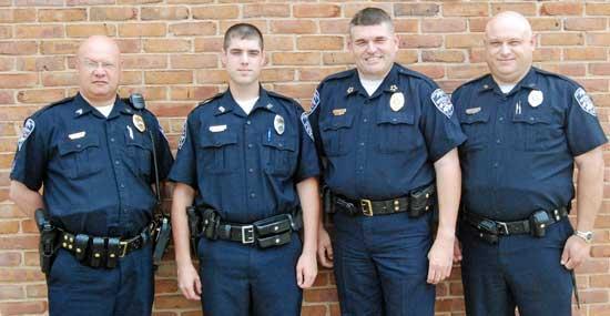 Woodbury Police Officer Graduates Training Academy