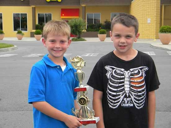 Calamia, Miles Are Top Finishers In Spelling Bee