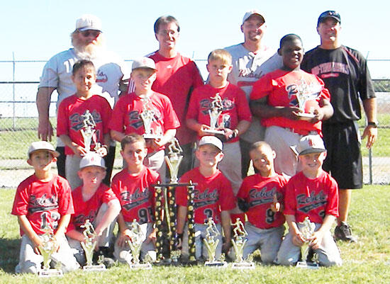 Rebels Win Mt. Juliet Rotary Tournament