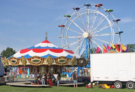 A Carnival Of Fun All Week