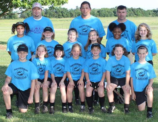 Wahoos Win SRK Fast Pitch Softball Championship