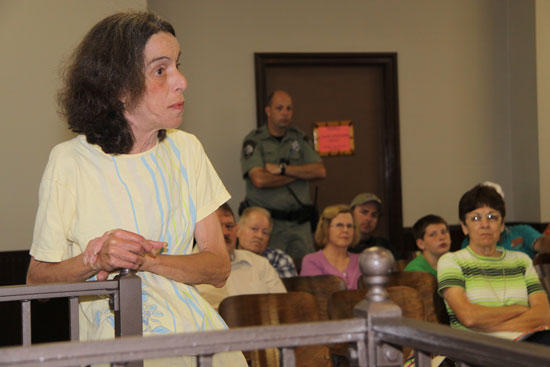SAVED: County Contributes To Domestic Violence Agency