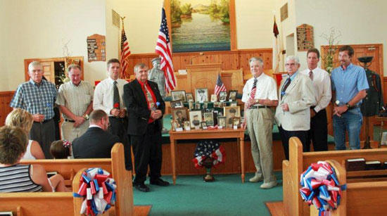 Independence Day Celebration At Auburn Baptist Church