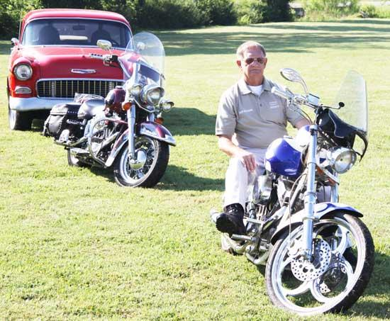 Sheriff Revving Up For Seized Vehicle Auction