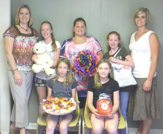Five Complete 4-H Babysitting Course