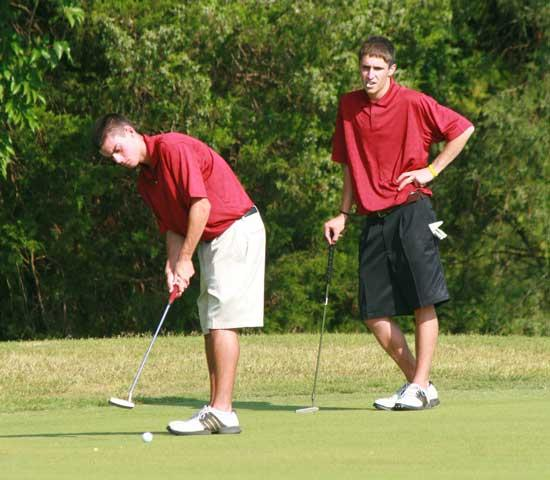 Lion Golfers Open Season 1-1
