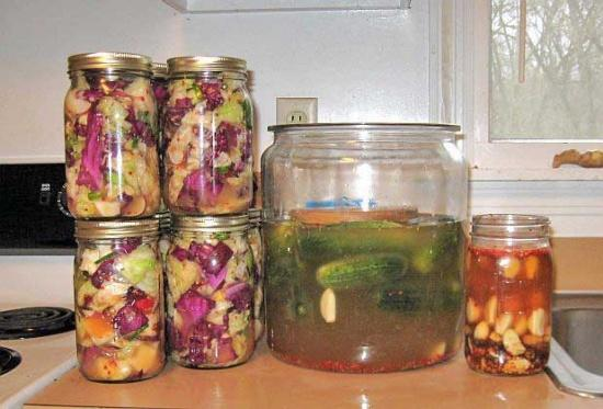 Fermentation Workshop At Arts Center Oct. 2