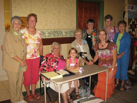 Cannon Countians Attend TAFCE Central Region Annual Meeting