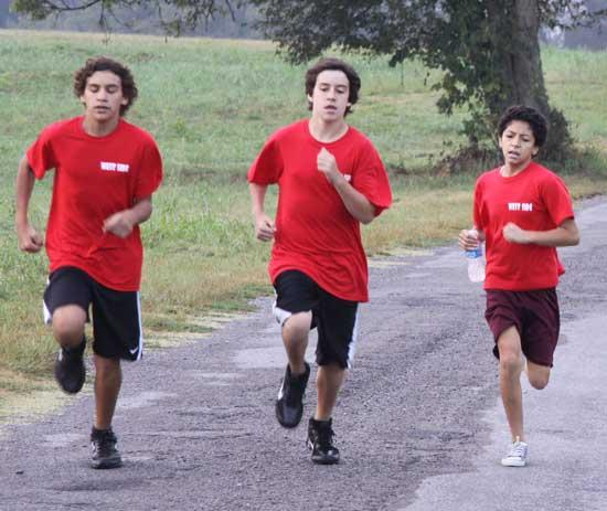 PHOTO GALLERY: Running For Youth Dreams
