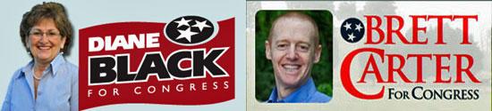 Black, Carter Congressional Race Has National Implications