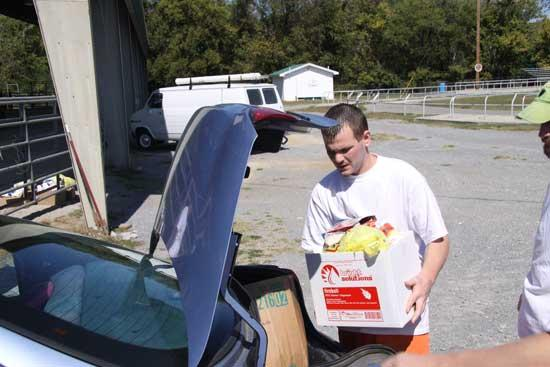 County Residents REACH Out For Free Food