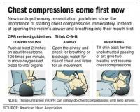 Local CPR Instructor Announces New CPR Steps