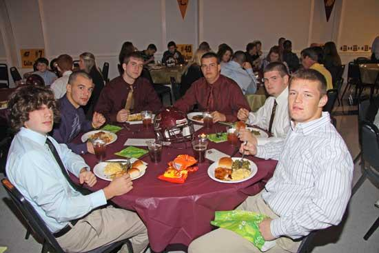 PHOTO GALLERY: 2010 CCHS Football Banquet