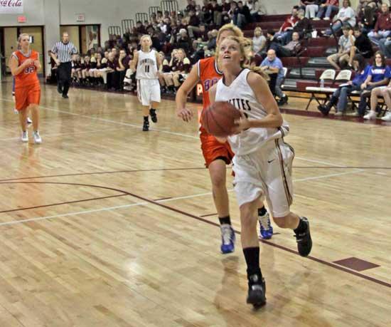 Double Double: CCHS Teams Sweep Boyd Christian, Tullahoma