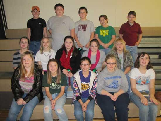 Cannon County 4-H Awards