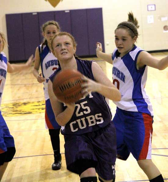 Auburn, Woodland To Battle For Girls Title