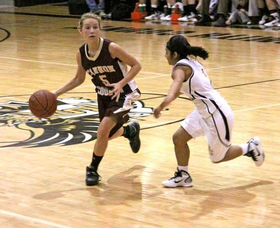 Lionettes Wins, Lions Fall At Smith County